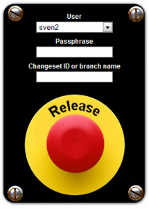 release button