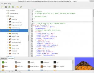 Screenshot of Mape
