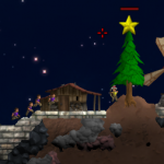 Save the XMas tree screenshot