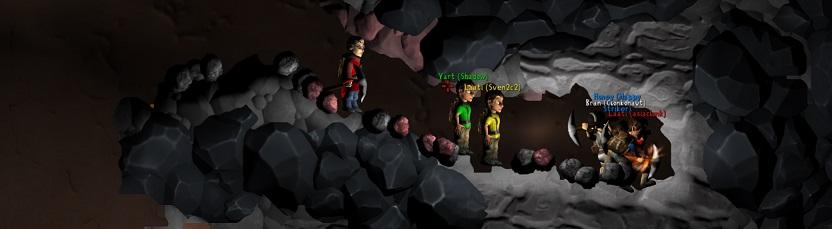 Mining is fun.